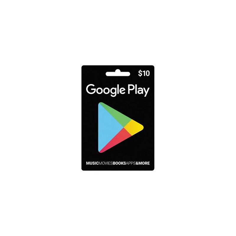 $10 Google Play Gift Card - MK Gaming Code