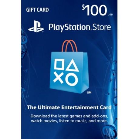 美國Playstation Network Card PSN $20 禮物卡